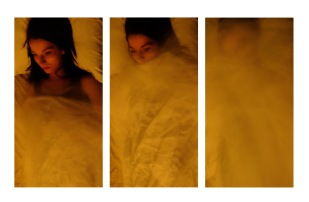 awake chaos; we have napped (triptych)