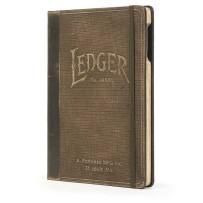 Alano Ledger for iPad