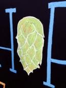 indiHOP- Chalkboard detail, 2014